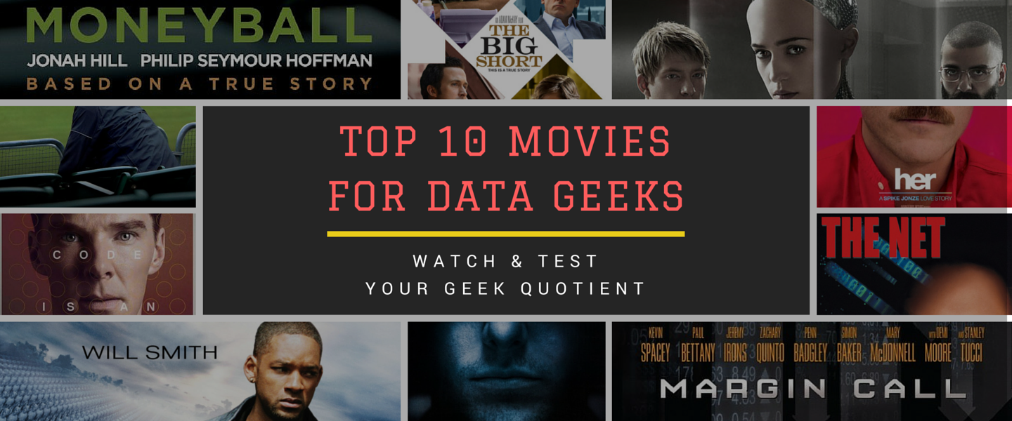 10 Movies Every Data Geek Must Watch