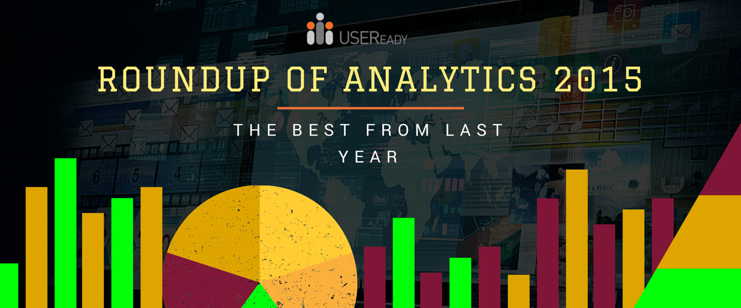 Roundup of analytics 2015 – the best from last year